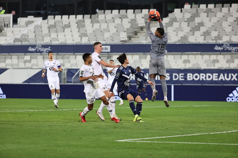 Bordeaux vs LOSC - dr Girondins de Bordeaux