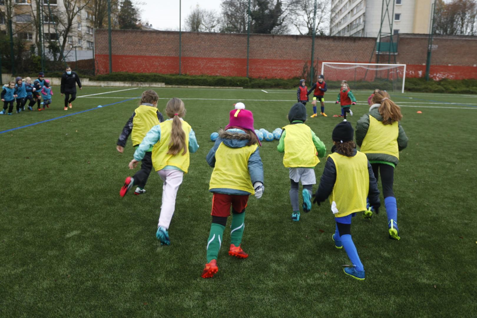La reprise sportive pour les jeunes