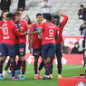Le LOSC, leader de la Ligue 1