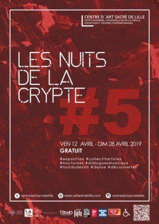 Les Nuits De La Crypte 5 événements Ville De Lille Adresses