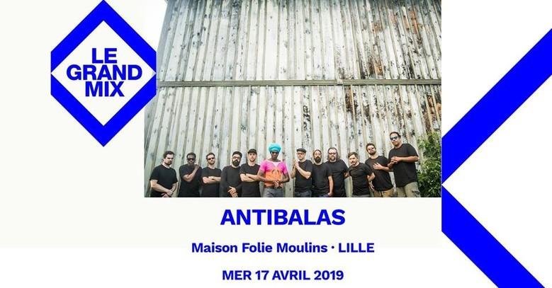 Antibalas Evenements Ville De Lille Adresses Horaires