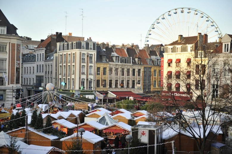 marche noel lille Le marché de Noël / Noël à Lille   Ville de Lille : adresses  marche noel lille