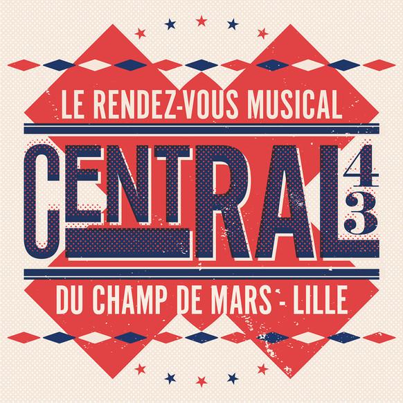 Festival Central 43 événements Ville De Lille Adresses