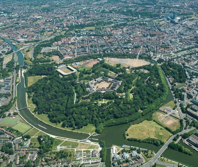 La Citadelle De Lille Nos équipements Ville De Lille Adresses