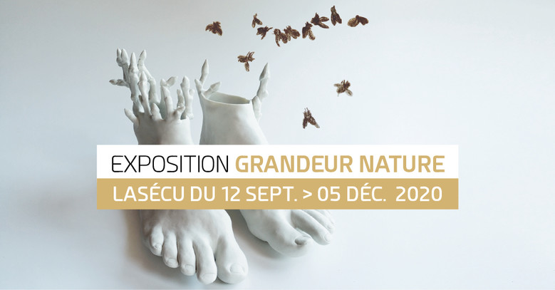 Exposition collective Grandeur Nature à Lasécu