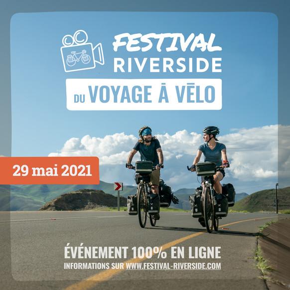 Festival Riverside du voyage à vélo