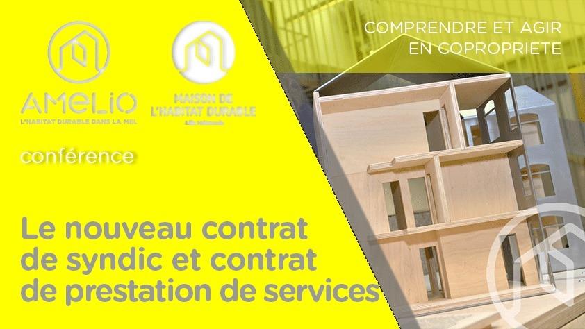 Le nouveau contrat de syndic et contrat de prestation de services