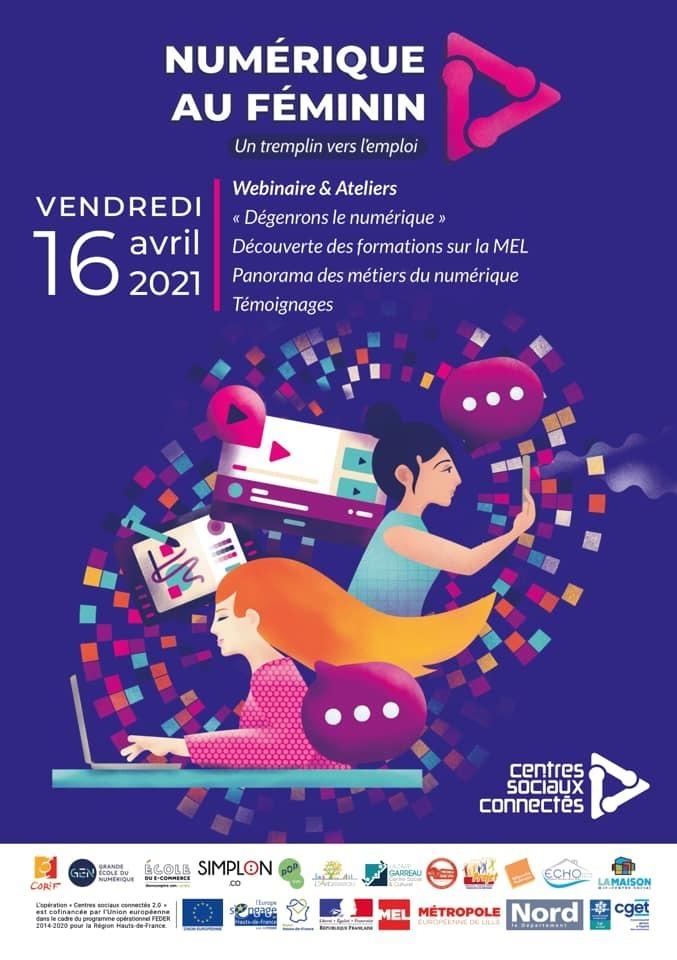Le numérique au féminin : un tremplin vers l'emploi