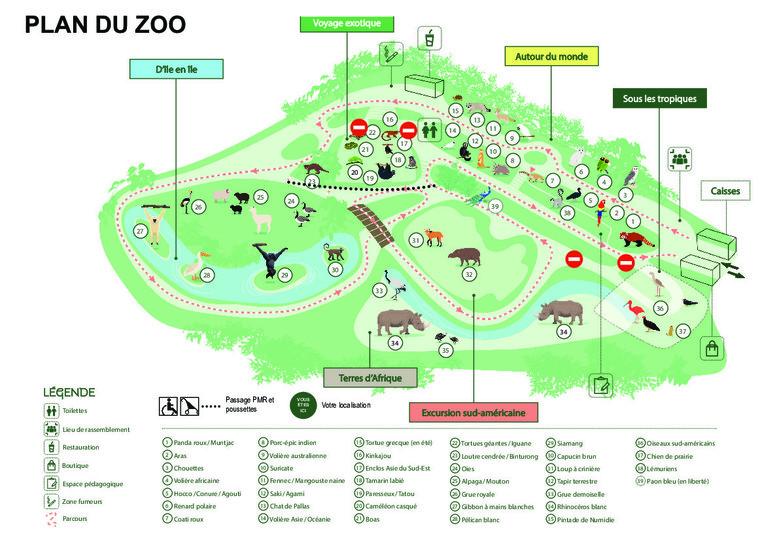 © Zoo de Lille