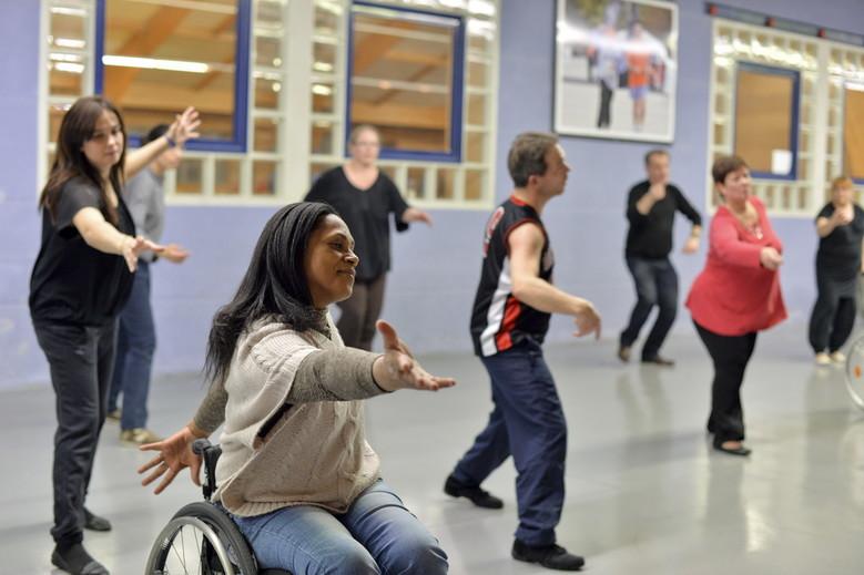 Notre action pour les personnes en situation de handicap une ville