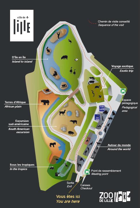 Zoo De Lille Guide Informations Sy Rendre Et Tarifs
