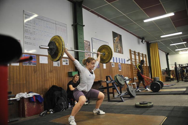 Musculation Fitness Halterophilie Sports Artistiques Et D