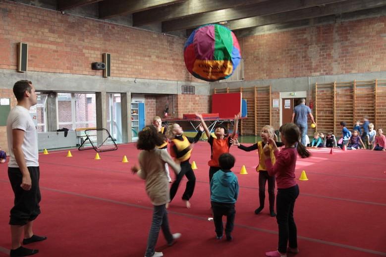 Préférence Le sport pour les enfants et les jeunes / A chacun son sport  CV32