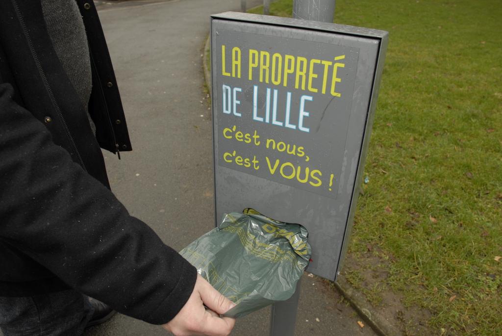 La propret canine la propret vivre lille ville for Mon garage lille fives