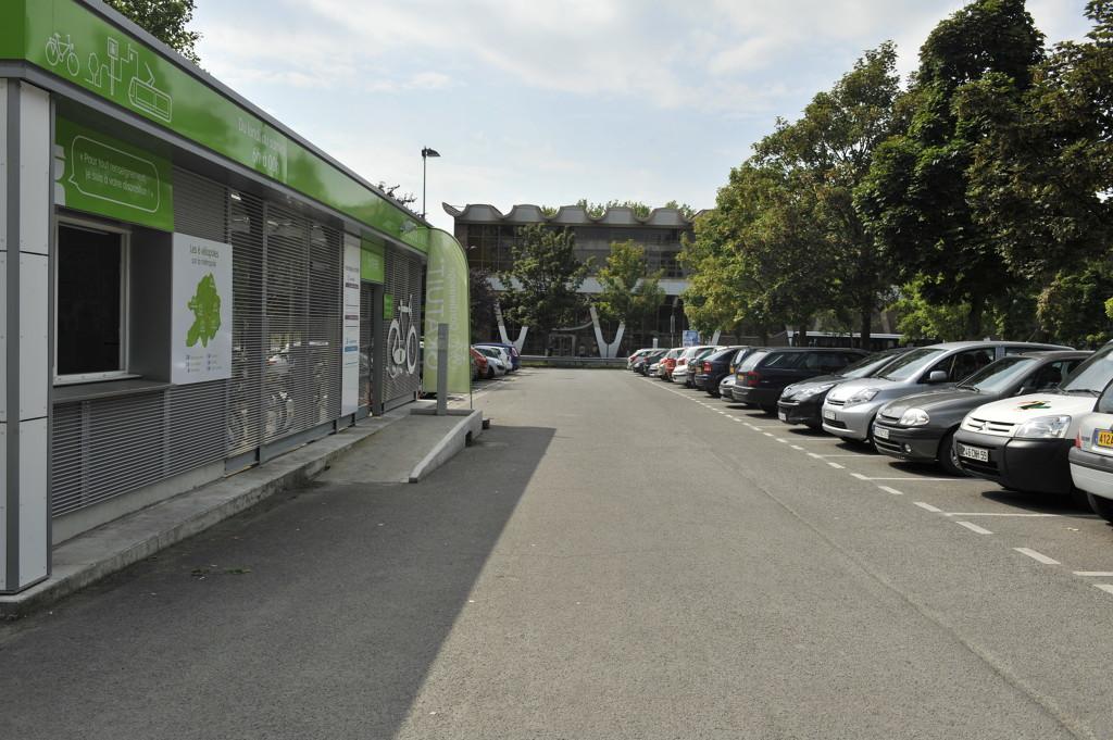 Les parcs relais pratiques et gratuits le for Mon garage lille fives
