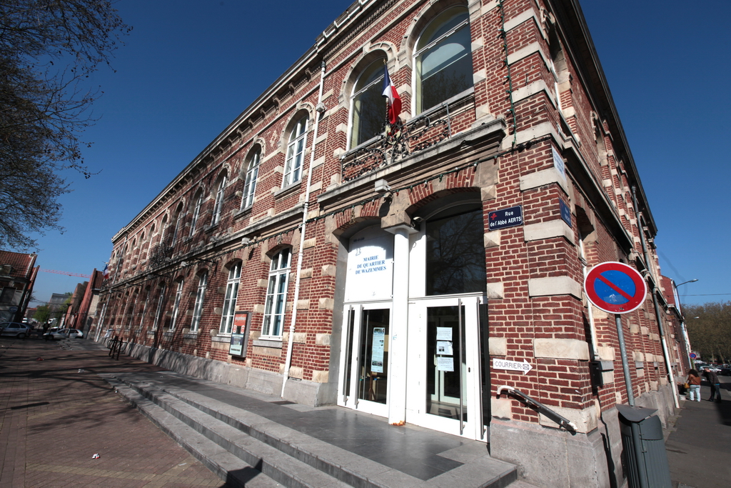 Mairie de quartier de wazemmes nos quipements ville for Mon garage lille fives