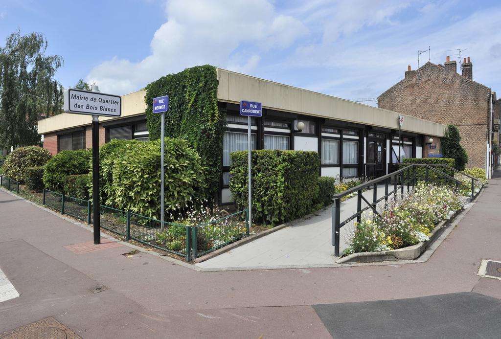 Mairie de quartier de Bois Blancs Noséquipements Ville de Lille adresses, horaires  # Quartier Bois Blanc Lille