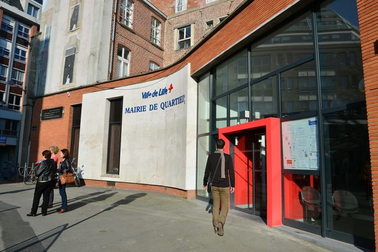 Mairie De Quartier Du Lille Centre Nos équipements Ville De