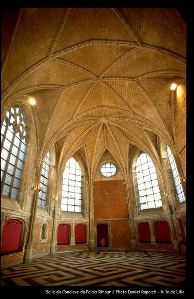 Palais Rihour Nos équipements Ville De Lille Adresses