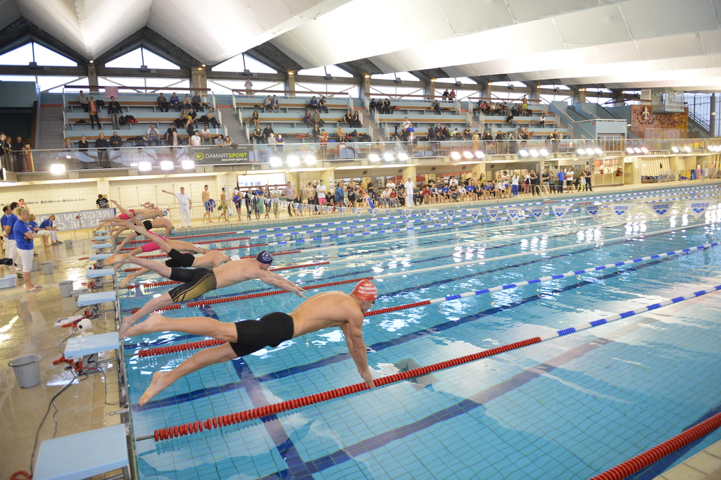 Piscine olympique marx dormoy nos quipements ville de for Club piscine pompaples horaire