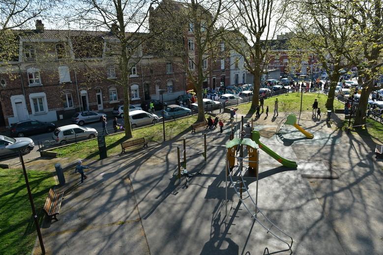Square Gavarni Nos Equipements Ville De Lille Adresses